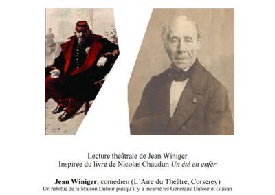Confidences de Napoléon III à Dufour