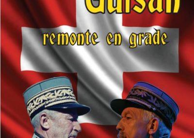 Le Général Guisan remonte en grade